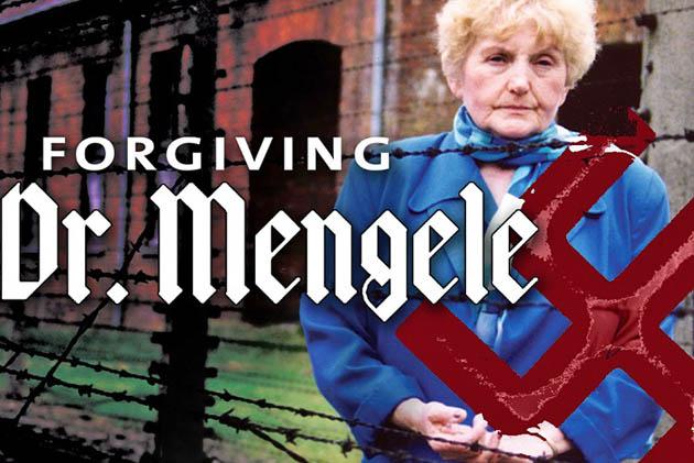 Premiere time: Forgiving Dr. Mengele at Slamdance: Auschwitz survivor forgives Nazi doctor
