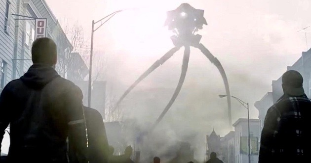 War of the Worlds Best Visual Effects + Sound: Hardly great horror but impressive production