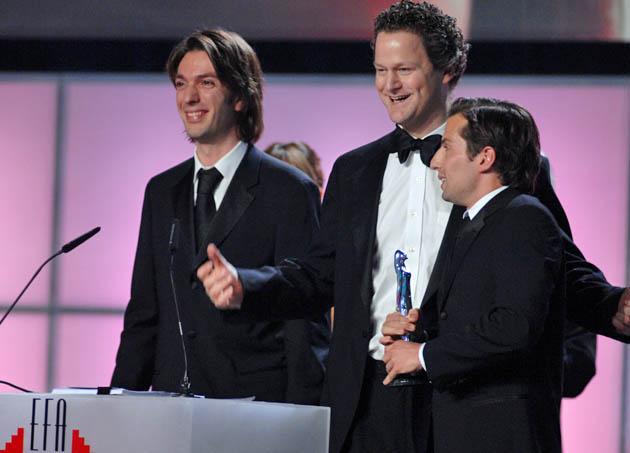 Florian Henckel von Donnersmarck Max Wiedermann + Quirin Berg: European Film Award Best Film