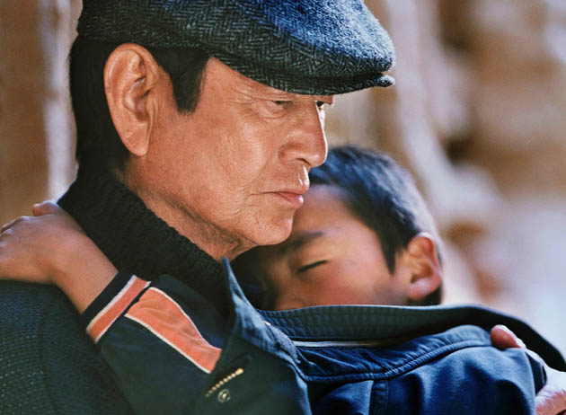 Ken Takakura Riding Alone for Thousands of Miles: Film Critics unorthodox winners