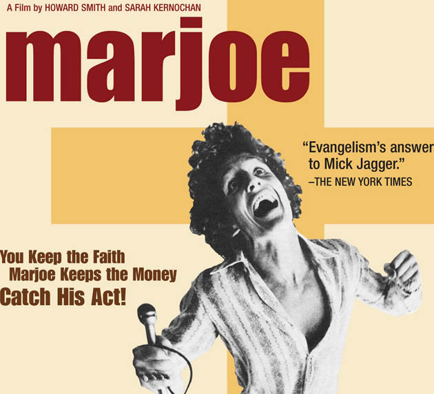 Marjoe Gortner 1972 documentary: Religion as show business + con artistry is Oscar winner