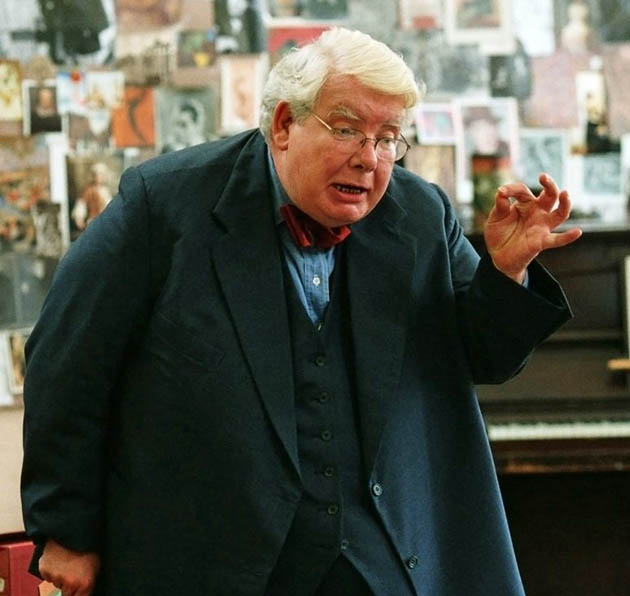 Richard Griffiths The History Boys: Unorthodox teacher fond of male teenagers up for Best Actor