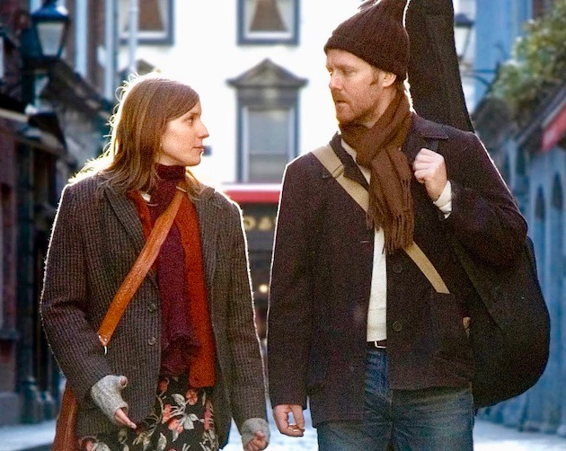 Once Glen Hansard Markéta Irglová: Sundance Festival Irish romantic musical Audience winner