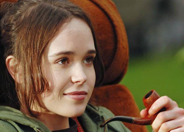 Ellen Page Juno: Pregnant teenager is US critics Best Actress favorite?