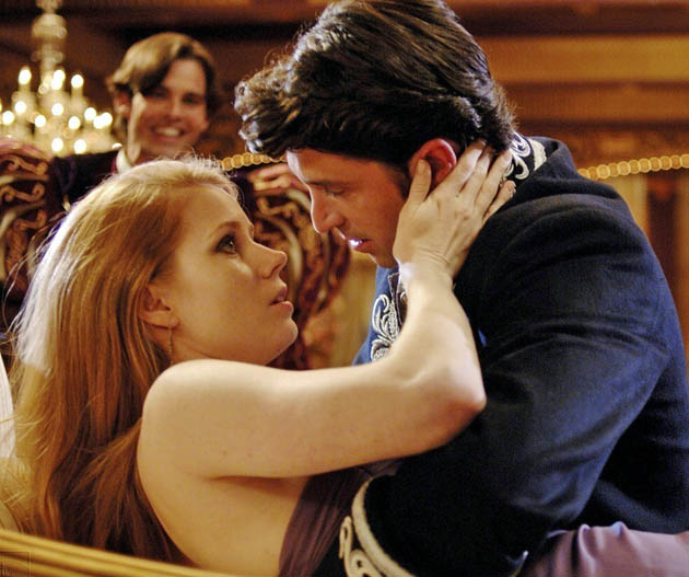Enchanted Amy Adams Patrick Dempsey James Marsden. Best Song Oscar So Close?