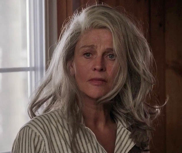 Julie Christie Away from Her. Best Actress favorite for Alzheimer's victim portrayal