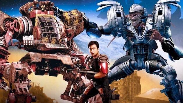Resiklo Ramón Bong Revilla Jr: Transformers style actioner tops Metro Manila Awards