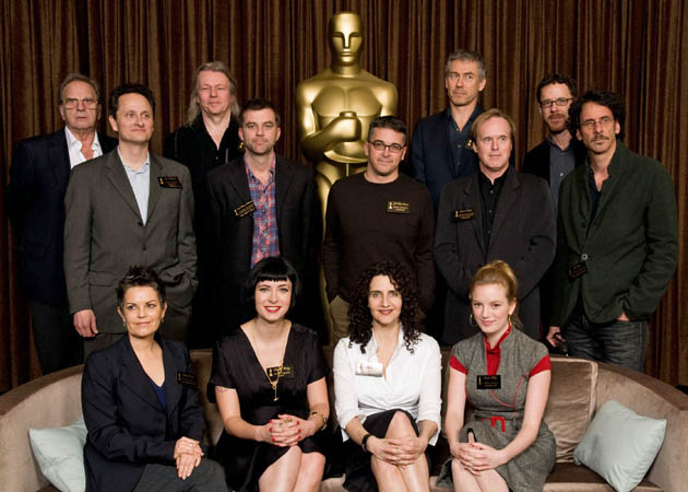Oscar screenwriters Joel and Ethan Coen Paul Thomas Anderson