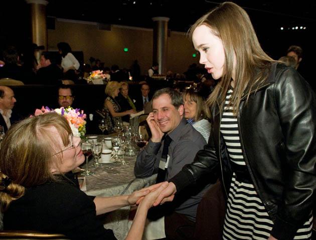 Sissy Spacek Ellen Page