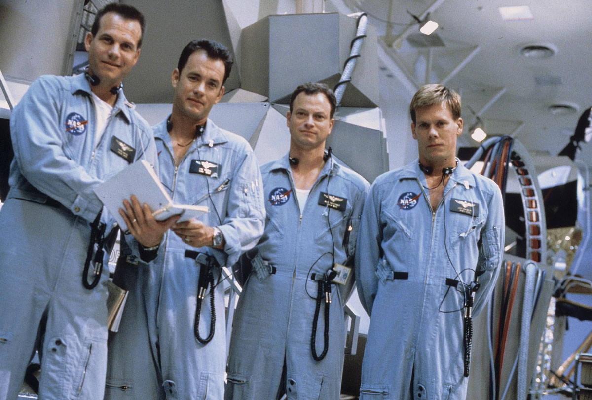 Apollo 13 Bill Paxton Tom Hanks Gary Sinise Kevin Bacon
