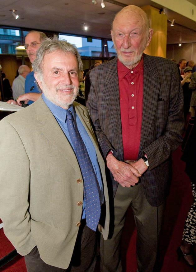 Irvin Kershner Eyes of Laura Mars Academy President Sid Ganis