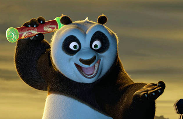 Kung Fu Panda tops box office Adam Sandler