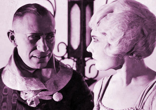 Foolish Wives Erich von Stroheim Maude George: National Film Registry risqué addition