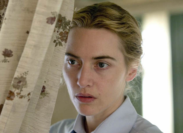 Kate Winslet The Reader: Golden Globes double nominee for disturbed women