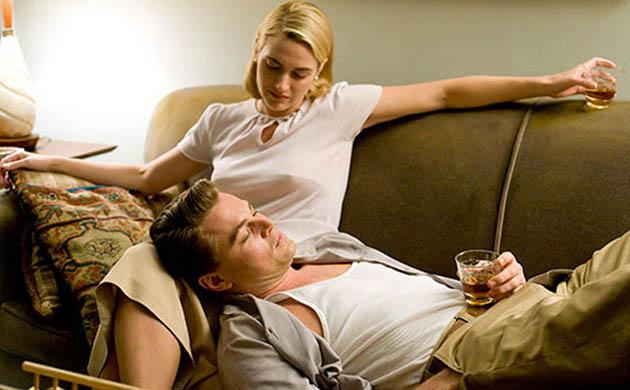 Revolutionary Road 2008 Kate Winslet Leonardo DiCaprio: More Oscar nominations?