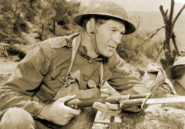 Sergeant York Gary Cooper. Howard Hawks 1941 blockbuster added to National Film Registry