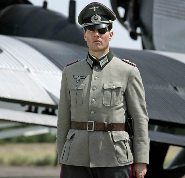 Valkyrie film Tom Cruise Count Claus Schenk von Stauffenberg: Man wanted to kill Hitler