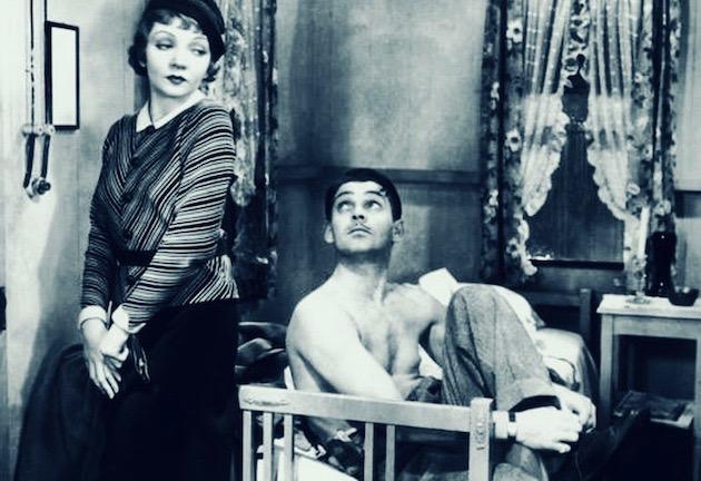 Clark Gable It Happened One Night Claudette Colbert: 1st Top 5 Oscar winner