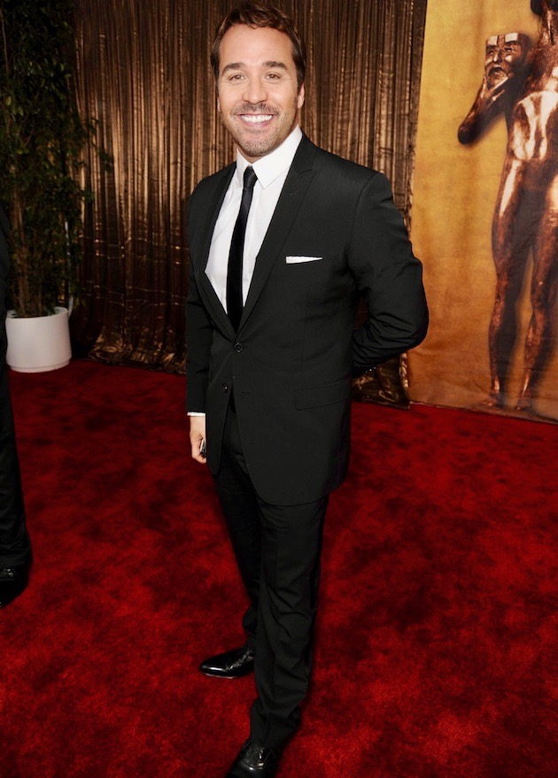 Jeremy Piven: Entourage actor is SAG Awards double nominee