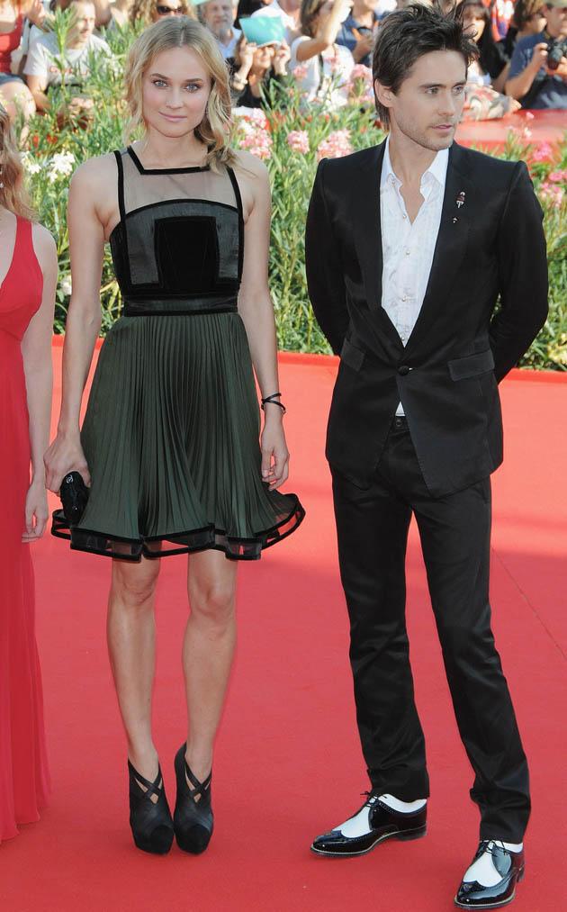 Jared Leto Diane Kruger