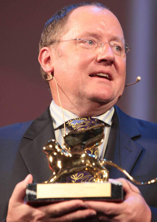John Lasseter Venice Film Festival