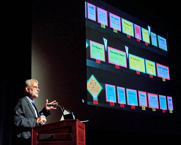 Three-time Oscar winner Walter Murch Anthony Minghella Francis Ford Coppola collaborator
