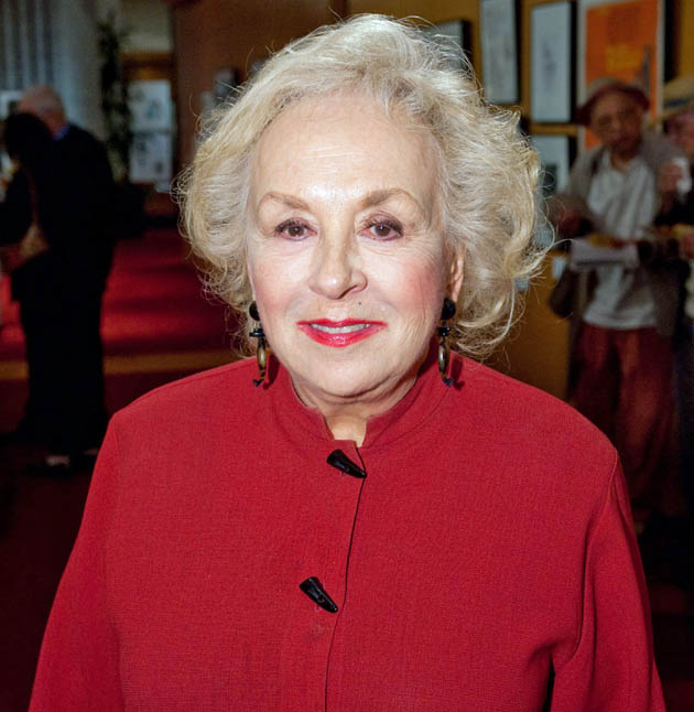Doris Roberts five-time Emmy Everybody Loves Raymond