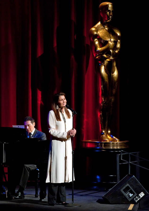Michael Feinstein two-time Grammy nominee Monica Mancini
