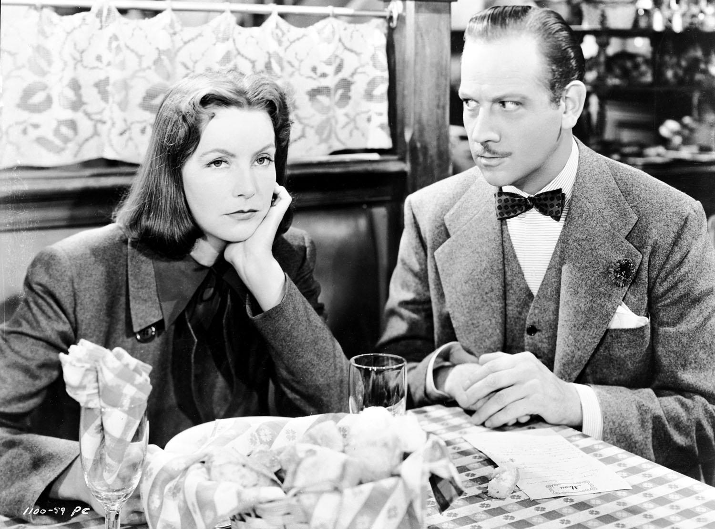 Ninotchka Greta Garbo Melvyn Douglas
