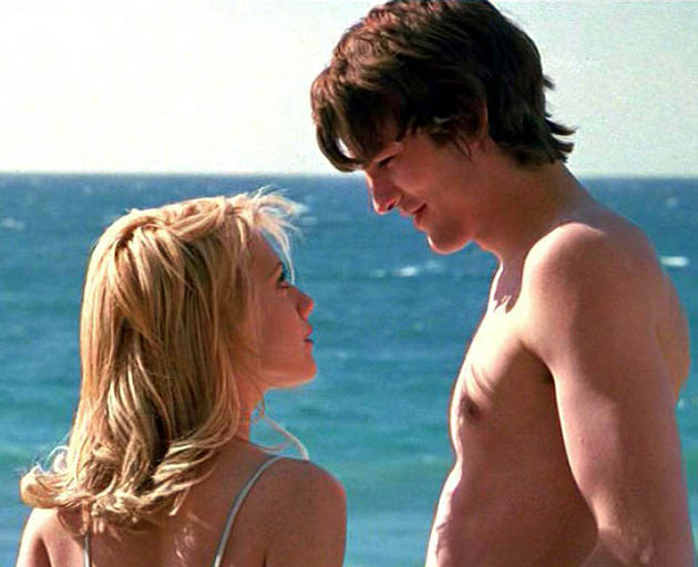 Brittany Murphy Just Married shirtless Ashton Kutcher: Critical bomb + box office hit