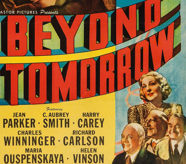Classic Christmas Movies: Beyond Tomorrow offers whole array of scene-stealers