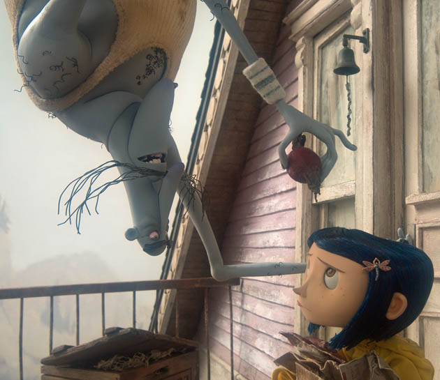 Coraline: Annie Awards to Henry Selick dark fantasy but Pixar gets Best Animated Feature