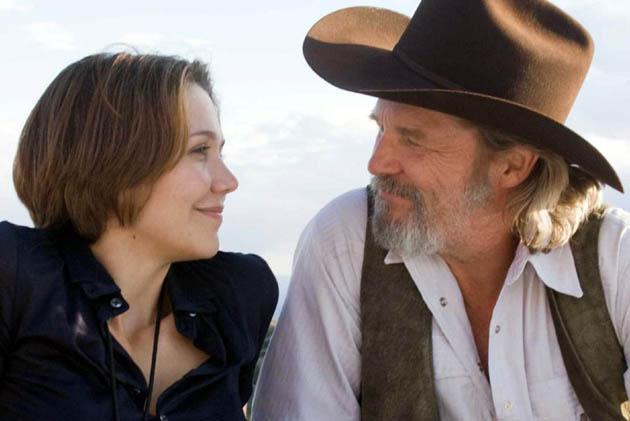 Crazy Heart Jeff Bridges Maggie Gyllenhaal. Oscar-contending film festival honorees
