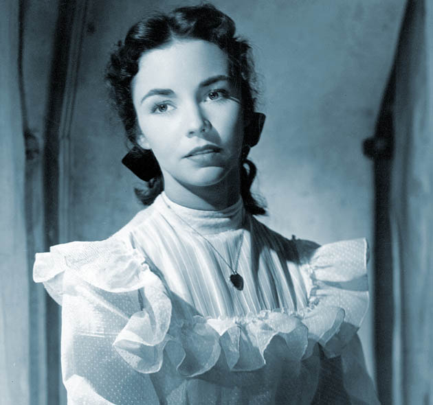 Jennifer Jones Portrait of Jennie