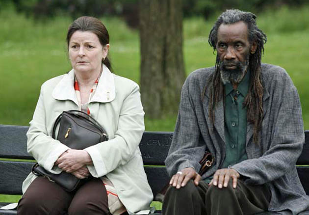 London River Brenda Blethyn Sotigui Kouyaté. Golden Globes' Foreign Language entry Algerian?