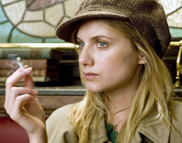 Mélanie Laurent Inglourious Basterds. Surprise Best Actress winner in WWII revenge fantasy