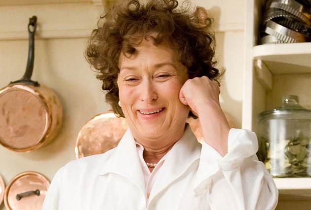 Meryl Streep Julie and Julia: Critics' choices. Best Actress favorite
