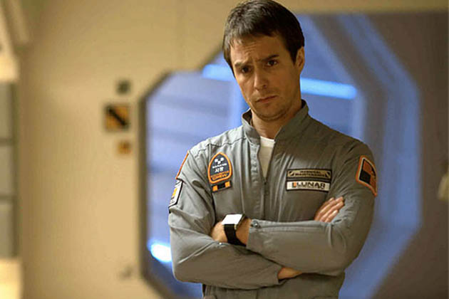 Moon Sam Rockwell: British Independent Film Awards Best Picture winner
