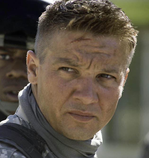 The Hurt Locker Jeremy Renner: Critics nominee was gay serial murderer + Western outlaw