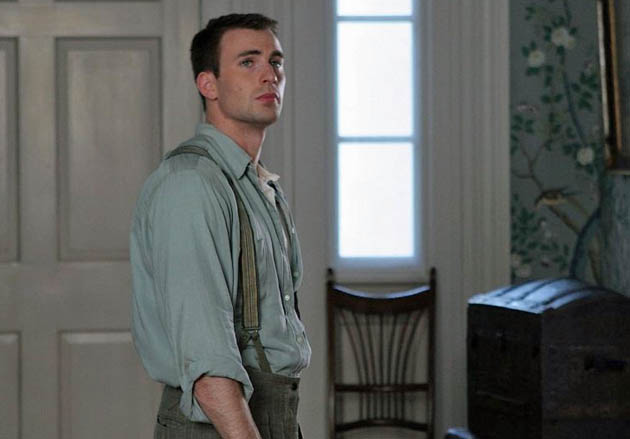 The Loss of a Teardrop Diamond Chris Evans. Actor as troubled Tennessee Williams hero