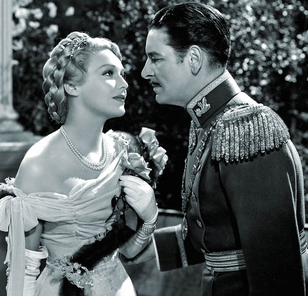 The Prisoner of Zenda 1937 Ronald Colman Madeleine Carroll: Oscar winner never a dull moment