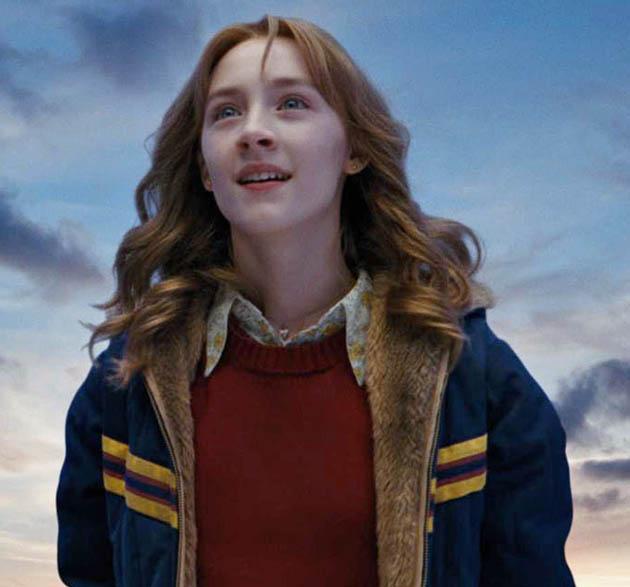 The Lovely Bones Saoirse Ronan metaphysical crime drama