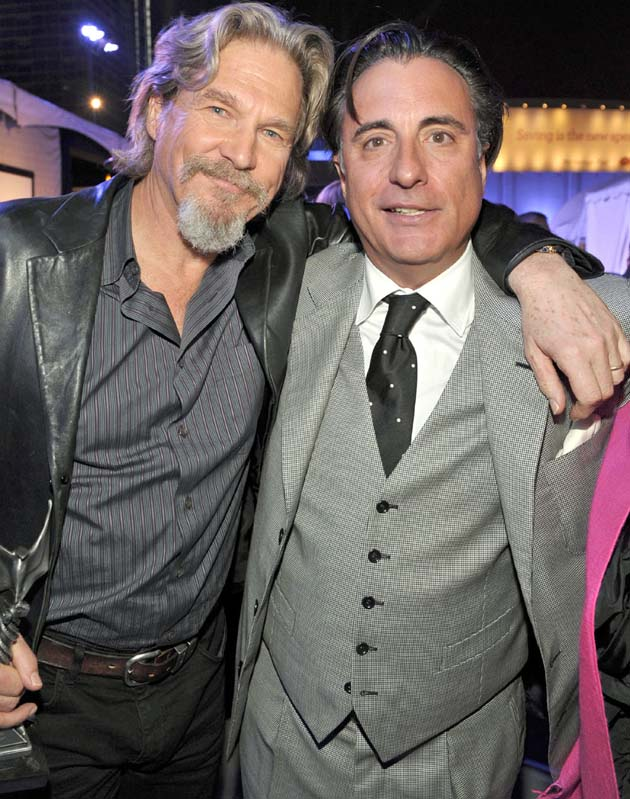 Jeff Bridges, Andy Garcia