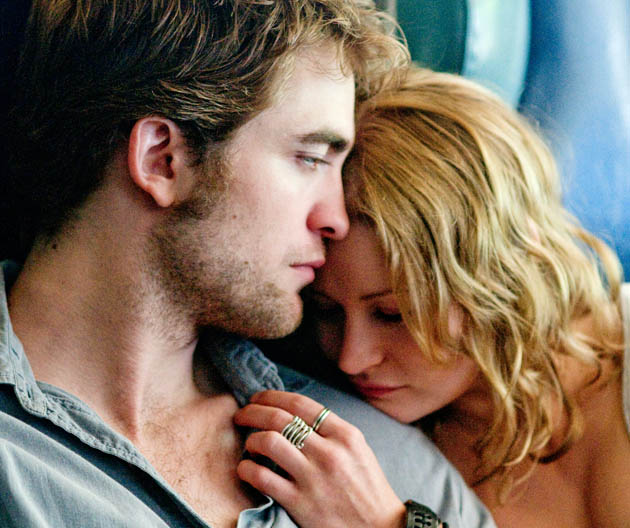 Remember Me Robert Pattinson Emilie de Ravin British critics deride London-born actor
