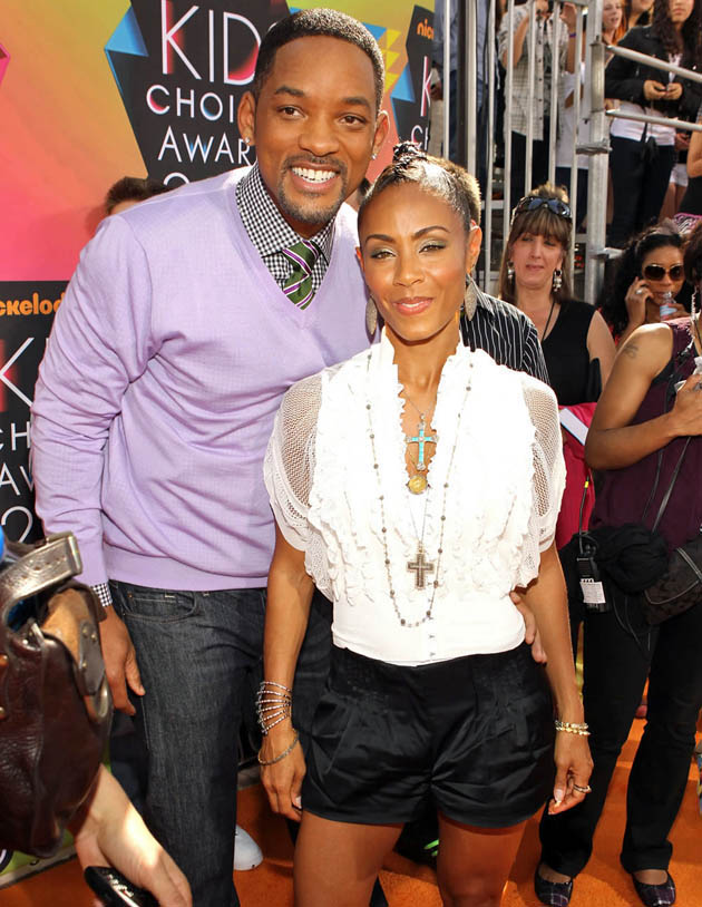 Will Smith wife Jada Pinkett Smith