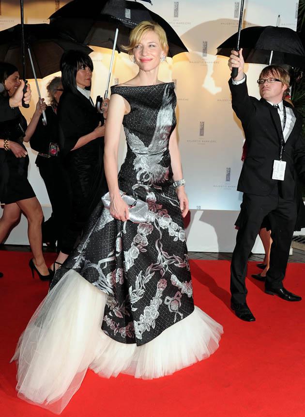 Cate Blanchett panned Ridley Scott movie premiere