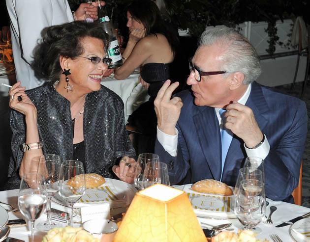 Claudia Cardinale Martin Scorsese Best Director