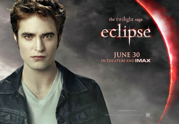 Robert Pattinson Twilight Eclipse Wallpaper