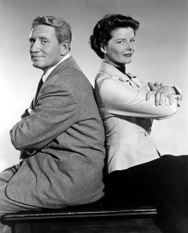 Spencer Tracy Katharine Hepburn Adam's Rib