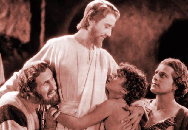 Christmas Films: The King of Kings H.B. Warner as Jesus Christ is holiday season fave
